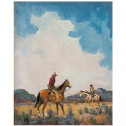 Big Sky Cowboy - PRINT