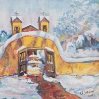 Santuario de Chimayo - PRINT ONLY